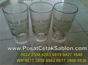 jasa-sablon-undangan-gelas