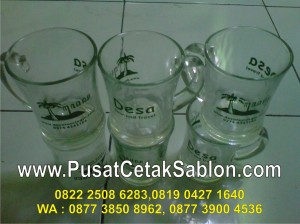 ssablon-gelas