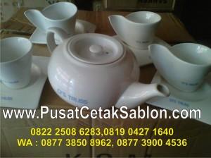 jasa-sablon-tea-set-di-ciputat