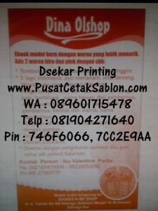 cetak-flyer