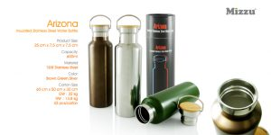 Arizona Stainless Steel Bottle